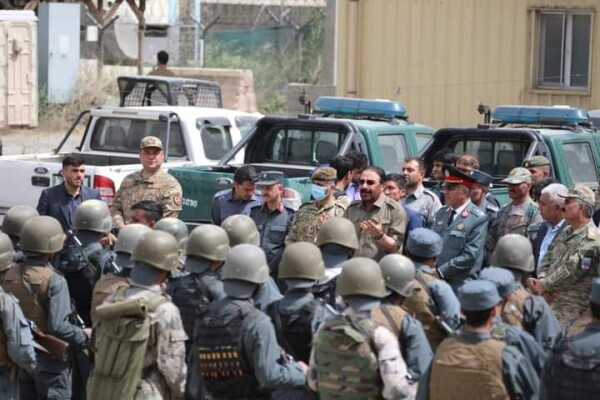 جنرال میرزکوال ایجاد کندکهای سه گانه را در امر تامین امنیت پایتخت کشور موثر خواند.