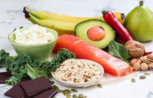 بهبود حافظه بعد از ۴۰ سالگی با ۶ ماده غذایی موثر