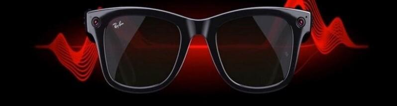 عینکهای نسبتا هوشمند که می توانند عکس و تماس بگیرند؛ محصول مشترک ری بن و فیسبوک