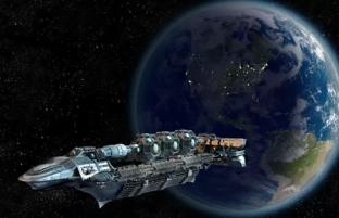 چین می خواهد فضاپیمایی به طول یک کیلومتر بسازد؛ اما آیا ساخت چنین فضاپیمایی امکان پذیر است؟