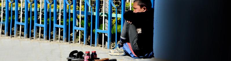 نانآورانِ کوچک؛ کودکانِ کار کابل