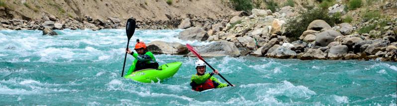رودخانه پنجشیر؛ تفریحگاه جهانگردان ماجراجو