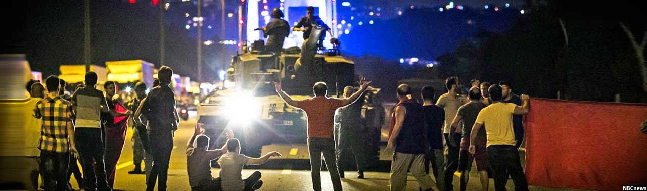 ترکیه؛ کودتا و مردم!