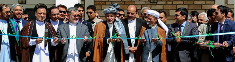 رییس جمهور در بامیان؛ گشایش پروژه های زیربنایی و حاشیه های بیشتر از متن