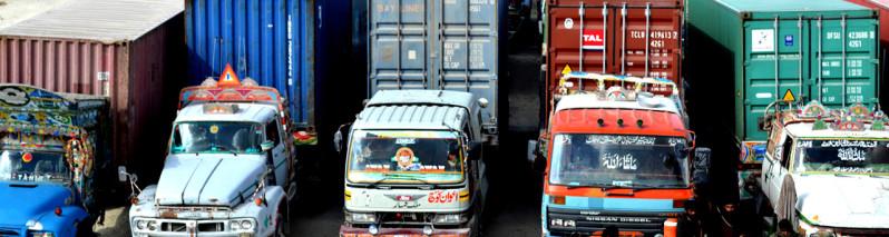 گروگانگیری پاکستان؛ توقف کالاهای تاجران افغان در چمن