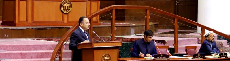 در راه بروکسل؛ جزئیات ۸ گانه اظهارات وزیر مالیه افغانستان در ولسی جرگه