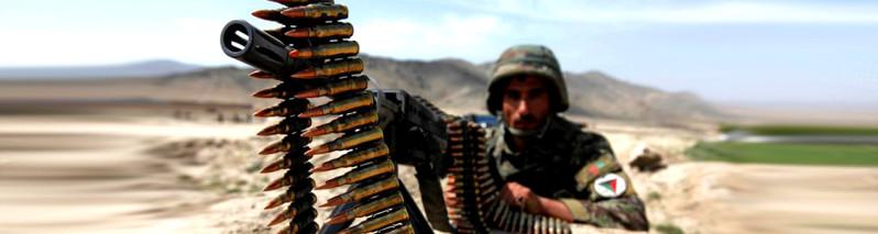حملات سنگین طالبان برای تصرف ولسوالی «سنگین» هلمند