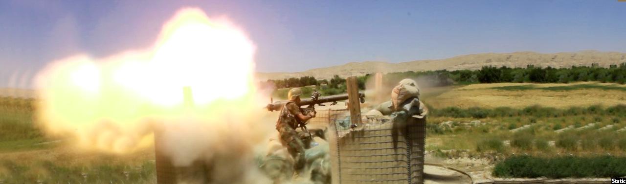 ۲۴ ساعت در افغانستان؛ سنگر اول، نابودی ۷۰ تروریست و پیشگیری از حمله خونین
