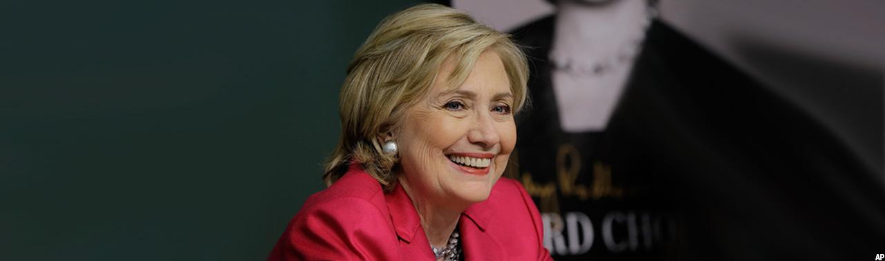 انتخابات آمریکا؛ پولیس فدرال آمریکا به یاری کلینتون شتافت