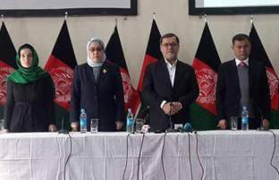 نجیبالله احمدزی، رییس کمیسیون مستقل انتخابات افغانستان شد