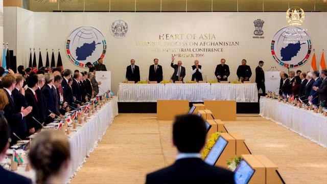 هفتمین نشست قلب آسیا، سال آینده در کشور آذربایجان برگزار خواهد شد