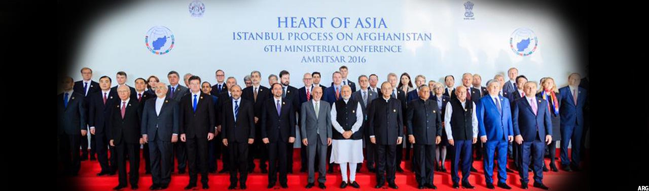 کنفرانس قلب آسیا درهند؛ پاکستان باز هم به حمایت از هراسافگنان متهم شد