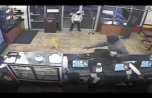 دزدی در پایتخت امریکا