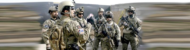 نیروهای قطعات خاص؛ سایهای ترسناک بر سر تروریستان  و گل سرسبد ساختار امنیتی افغانستان