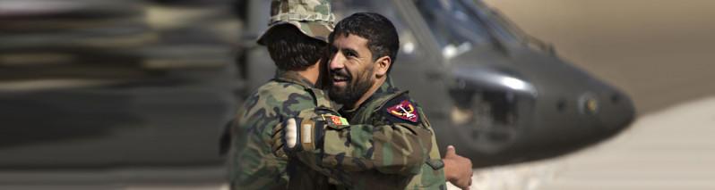 پاسداشت از قهرمانی؛ نگاه تصویری به نیروهای دفاعی و امنیتی افغانستان