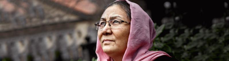 جایزه ان پیس؛ این بار حبیبه سرابی در حوزه صلح آسیایی درخشید