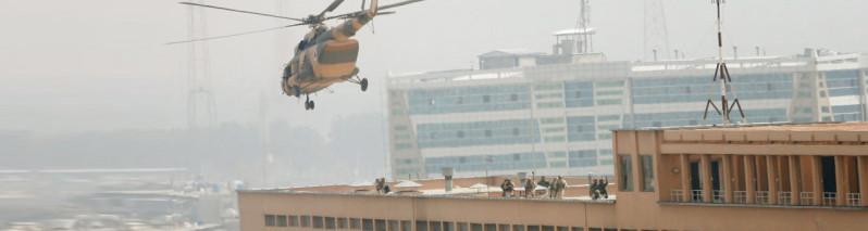 ادامه تحقیقات؛ ۲۴ تن در ارتباط با حملهی مرگبار بر بیمارستان  ۴۰۰ بستر بازداشت شده اند