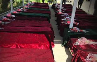 جمعه خونین؛ 140 قربانی در حمله تروریستی بر قول اردوی 209 شاهین