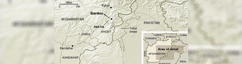 حمله بر مسجد؛ ۱۲ نمازگزار در شهر گردیز کشته و زخمی شدند