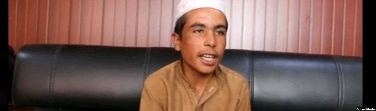 بازداشت کودک انتحاری در قندوز