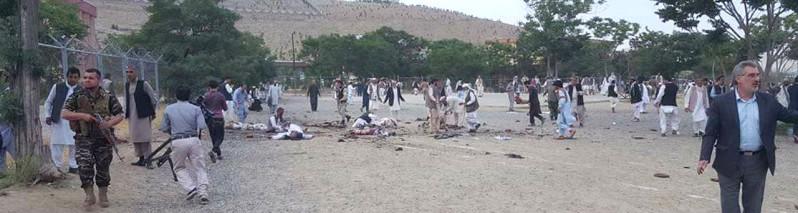 سه انفجار خونین؛ سلامت مقامات ارشد افغانستان و موضعگیریهای تند رهبران جمعیت اسلامی