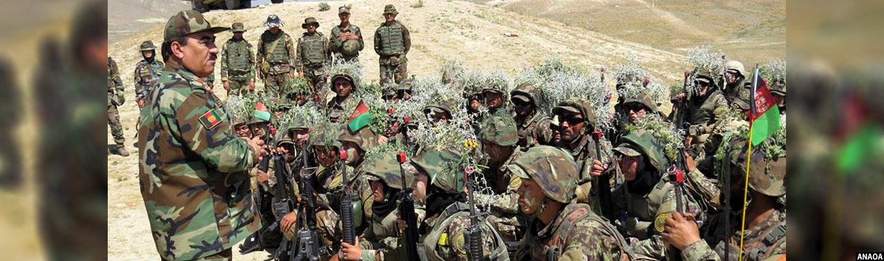 جنگ فزاینده و اصلاحات انجام شده؛ آیا ساختار تصمیم گیری جنگی ارتش افغانستان در مهار جنگ این کشور موثر است؟