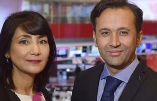 آغاز بی بی سی ازبکی؛ 10 نکته در باره این شبکه جدید تلویزیونی برای افغانستان