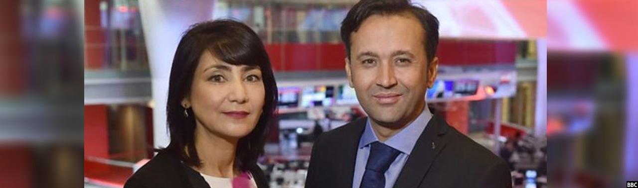 آغاز بی بی سی ازبکی؛ ۱۰ نکته در باره این شبکه جدید تلویزیونی برای افغانستان