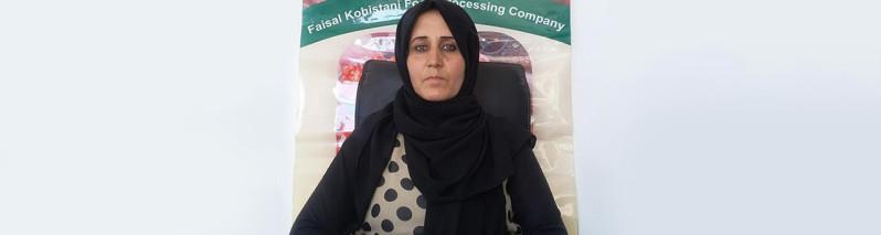 ۵۰۰ افغانی سرمایه گذاری؛ تنها بازرگان زن در کاپیسا و امیدهای بزرگ او برای شغل آفرینی در افغانستان