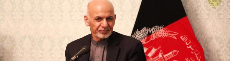 اشرف غنی: افغانستان به صادر کننده فولاد تبدیل گردد