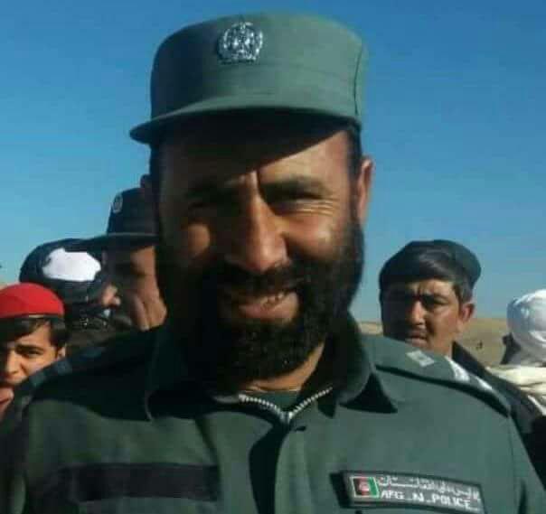 police commander of Safa