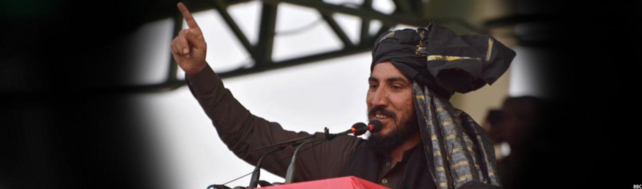 منظور پشتین: مرد جوانی قبیله ای که ارتش پاکستان را  تکان داده است