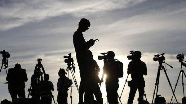 jornalists and media