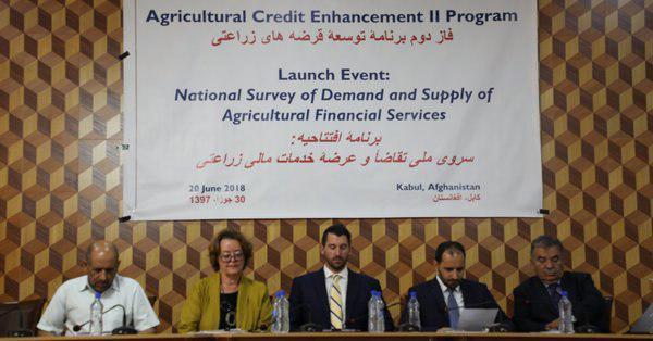 Afghani loans