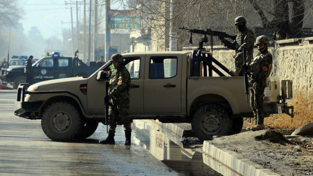 Army force kabul blast