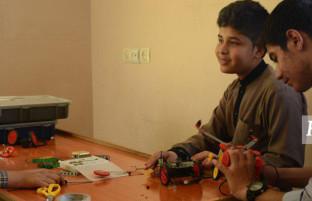 خانه رباتیک افغانستان؛ نهاد ناشناخته بی پشتوانه و پرورش استعدادهای درخشان