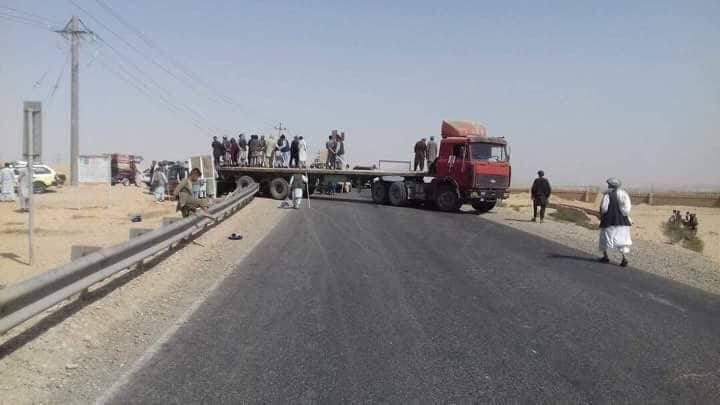 Kabul-Balkh highway