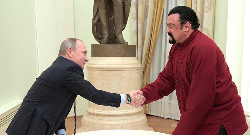 Putin and hassan nieat