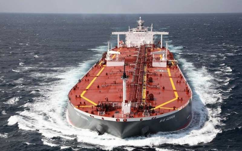 fuel importing ships
