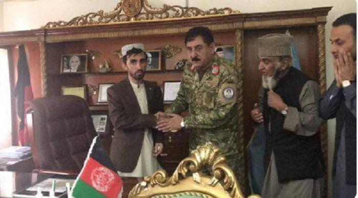 new Kandahar Police Chief