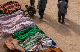پایان تظاهرات کابل با حمله انتحاری داعش؛ حملات طالبان بر مناطق مرکزی چگونه آغاز شد؟!
