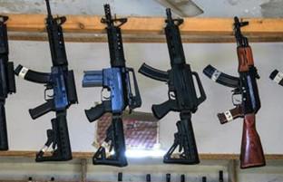 دره آدمخیل: بازار رو به فنای اسلحه پاکستان