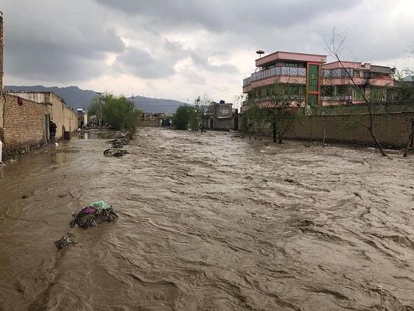 kabul city