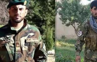 در فاصله ۲ عید؛ ۲ برادر سرباز به خون غلطیده، مادر داغدیده و آینده مبهم یک خانواده در افغانستان