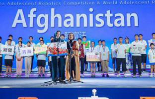 تیم رباتیک دختران توحید؛ آیا جهان افغانستان را با نام رباتسازان حرفهیی آن خواهد شناخت؟
