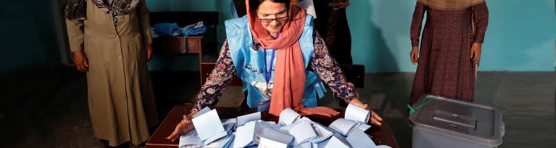 پنج نکته کلیدی در انتخابات ریاست جمهوری افغانستان