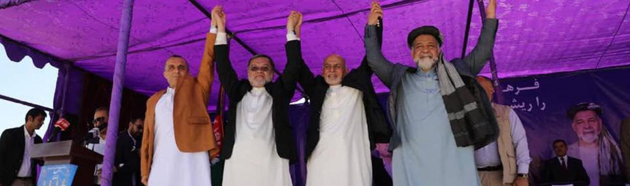 تمرکز ویژه بر هزاره جات؛ غنی در بامیان: تیم دولت ساز برای بازآفرینی جایگاه بامیان عزم قاطع دارد