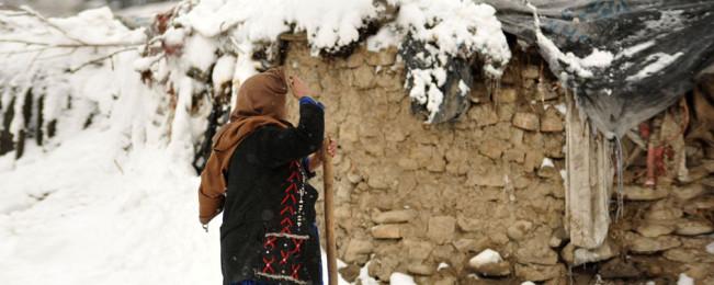 زمستان سرد و پربرف افغانستان؛ از خسارات مالی و جانی تا احتمال خشکسالی