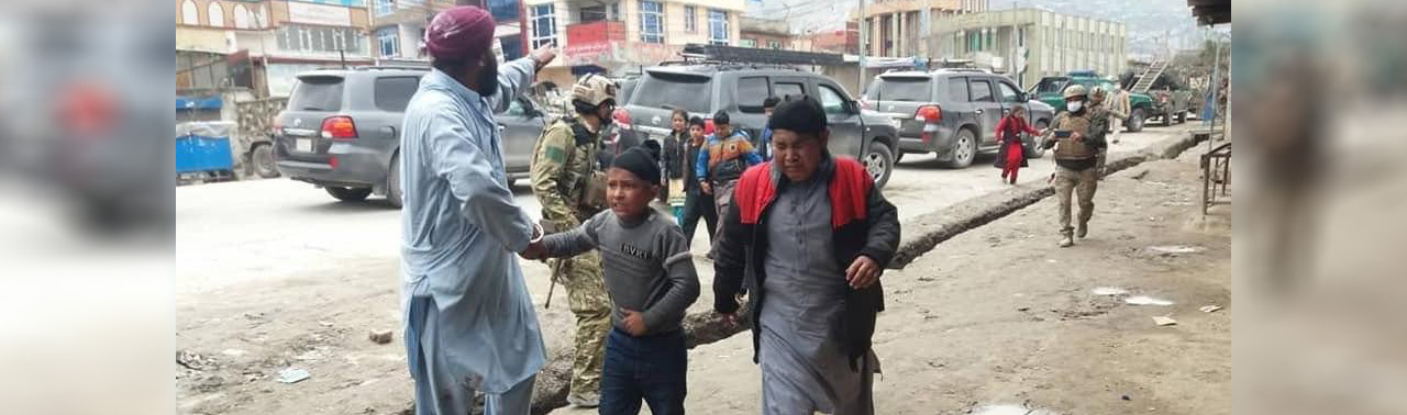 واکنشها به حمله مهاجم انتحاری بر درمسال هندوباوران در کابل؛ نگرانی در مورد ادامه حملات هدفمند بر اقلیتهای مذهبی