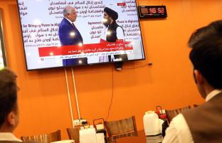 پس از توافقنامه آمریکا؛ افغان ها امیدوار اما مسیری طولانی تا صلح را پیش بینی می کنند